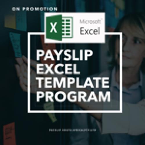 Botswana Payslip Excel Template Program 2019/20 tax rates
